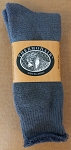 Crew Socks - CHARCOAL GREY (Men's Extra Large Only)