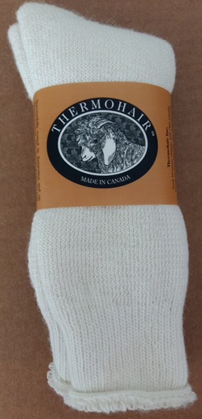 Crew Socks - NATURAL